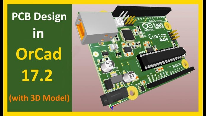 PCB Design in Orcad 17.2 Allegro Free Udemy Course
